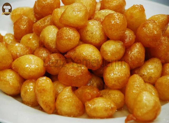 Dil Peynirli Lokma Tatlısı