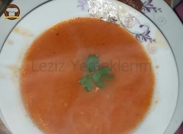 Sıcacık Tarhana Çorbası