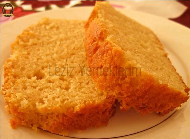 Limonlu Kek Tarifi, Limonlu Kek Nasıl Yapılır?