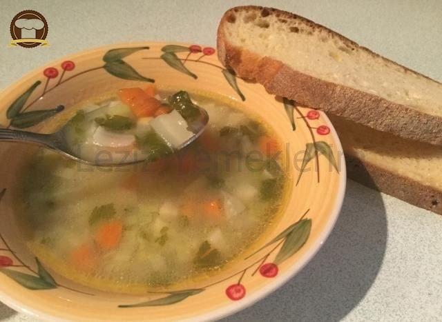 Sebzeli Kış Çorbası