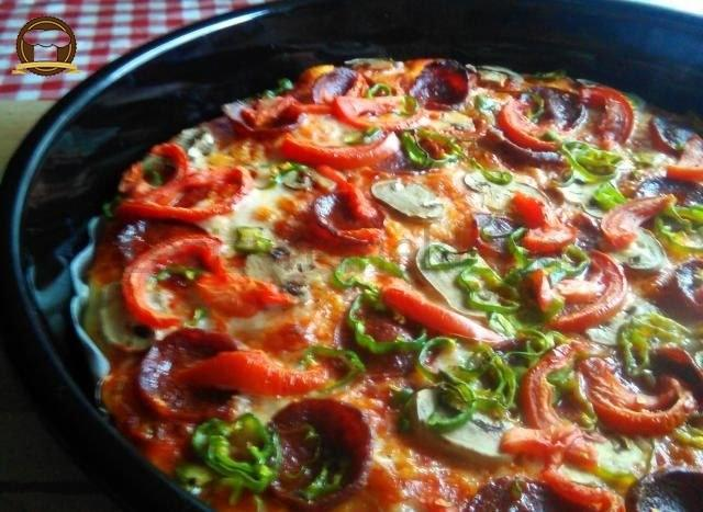 Pizza Yapılışı