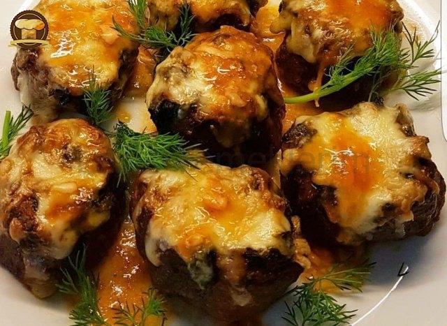 Ispanaklı Çanak Köfte