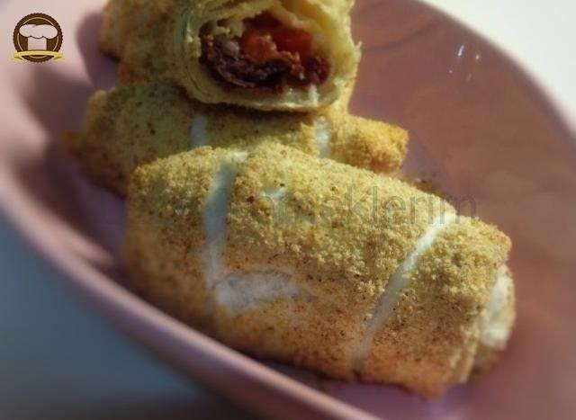Galeta Unlu Çıtır Paçanga Böreği