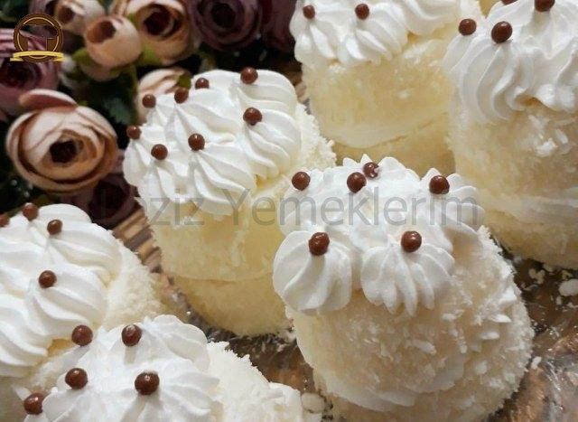 Sütlü Bardak Tatlısı