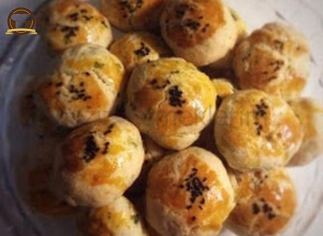 Zahmetsiz Karıştır Pişir Poğaçası