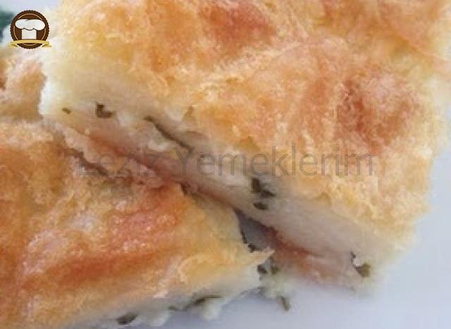 Sodalı Peynirli Börek (Yapmayan Pişman Olur)