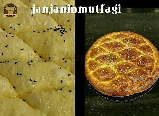 Ramazan Pidesi (Pastane Pidesi)