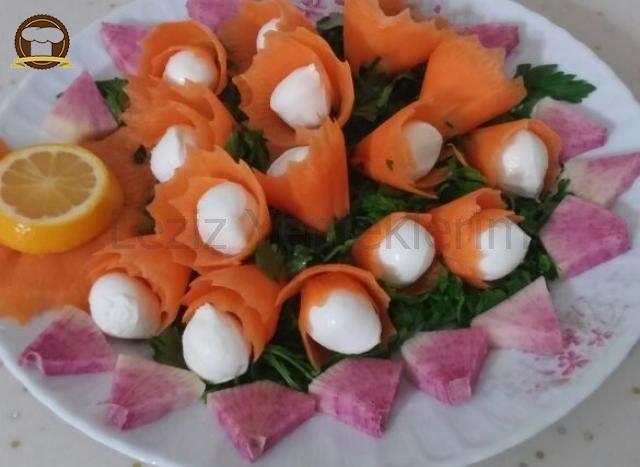 Havuç Salatası Nasıl Yapılır