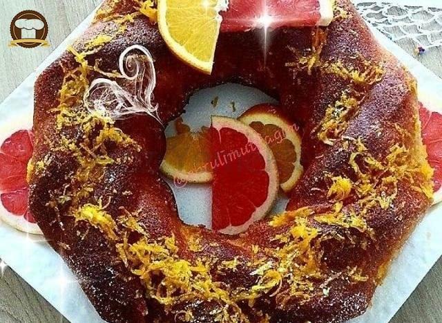Portakallı Kek Nasıl Yapılır