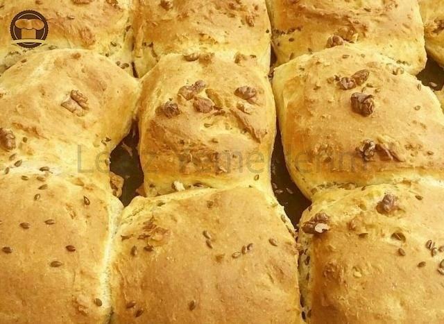 Cevizli Ekmek (Dışı Çıtır İçi Pamuk)