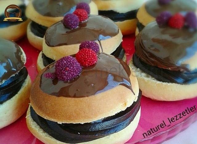Çikolatalı Alman Pastası