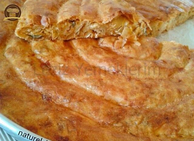 El Açması Patatesli Börek Videosu