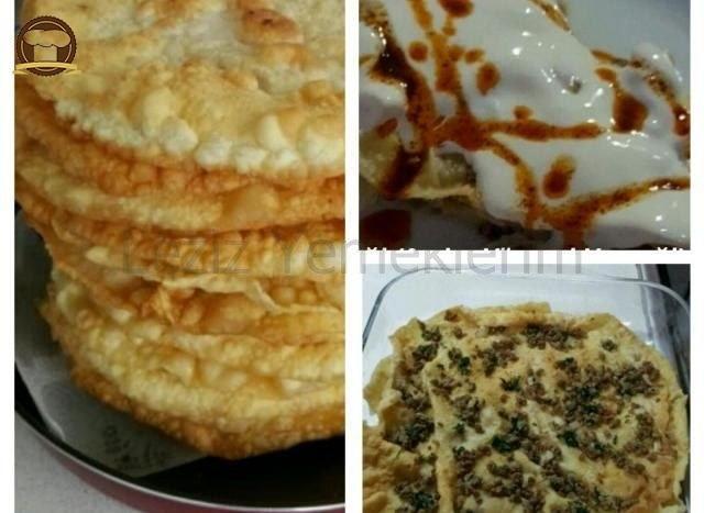 Paşa Böreği (Aydın Yöresel Yemeği)