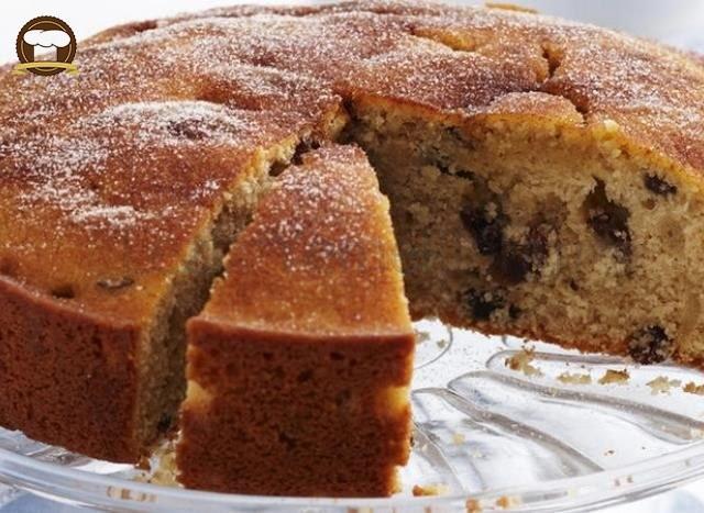 Nefis Çaylı Kek
