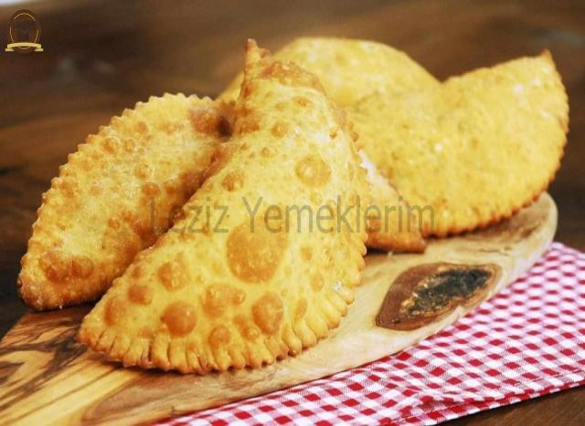Beyaz Peynirli Puf Börek