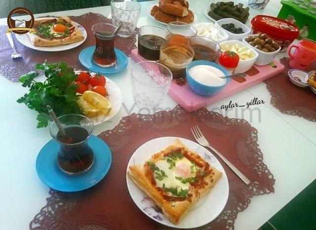 Kahvaltılık Milföy