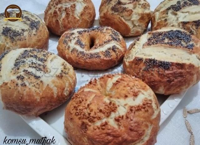 Bagel Ekmekler