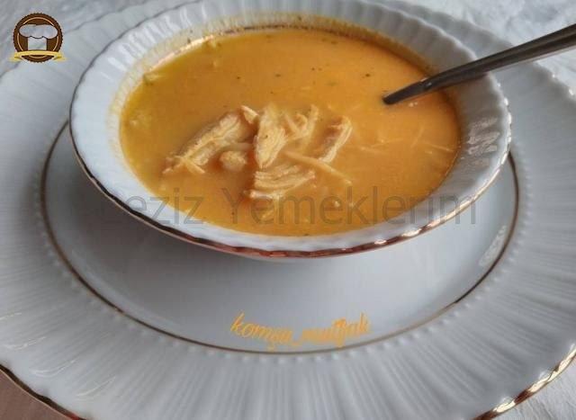 Havuçlu Tavuk Çorbası