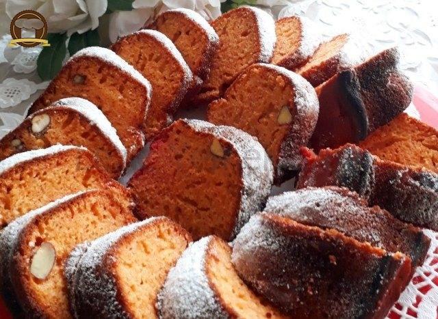 Kırmızı Pancar Sulu Kek