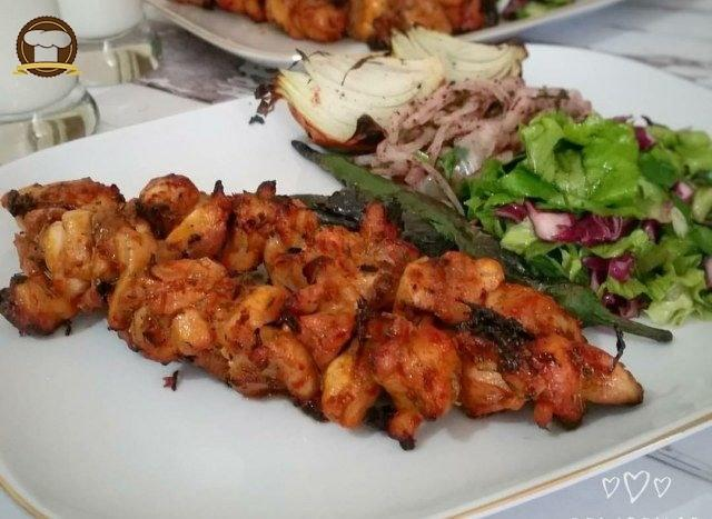 Tavuk Kebabı