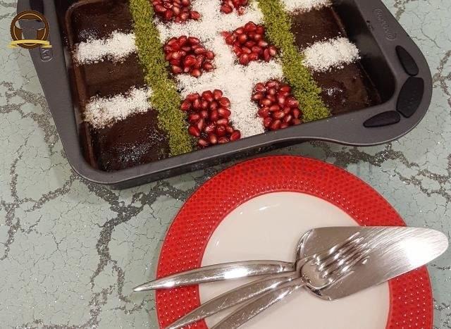 Yoğurtlu Islak Kek