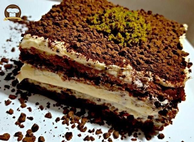 Enfes Çikolatalı Kremalı Pasta (Aşama Aşama)