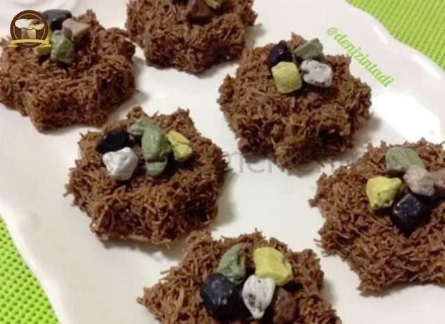 Kadayıflı Çıtır Çikolata