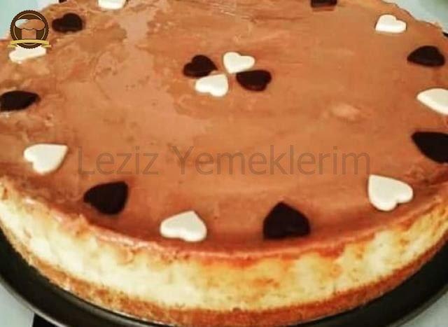 Karamel Cheesecake Tarifi