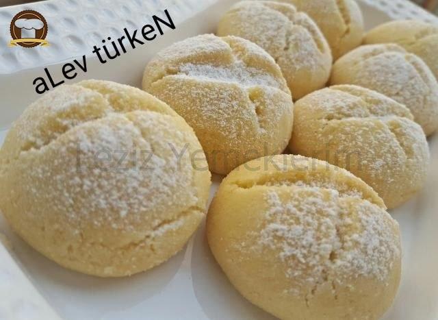 Un Kurabiyesi (Pastane Tadında Püf Noktası İle)