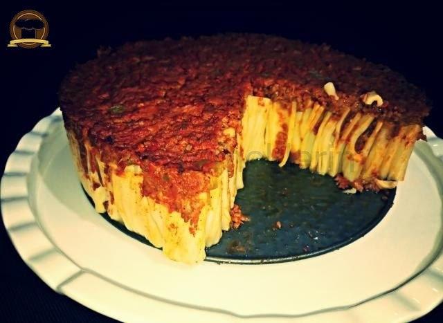 Makarna Pastası