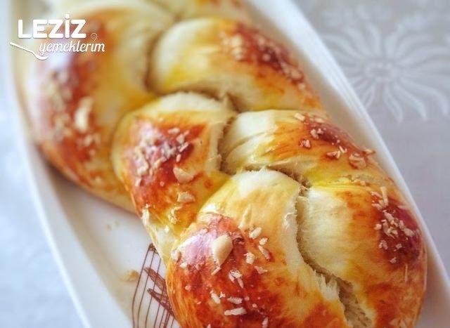 Az Malzemeli Nefis Paskalya Çöreği