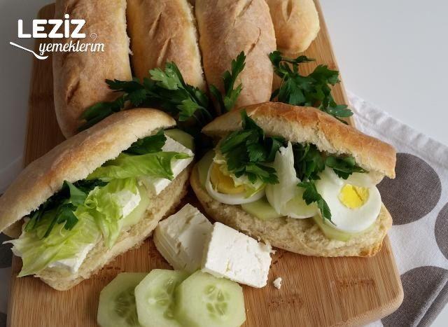 Mini Baget Ekmek