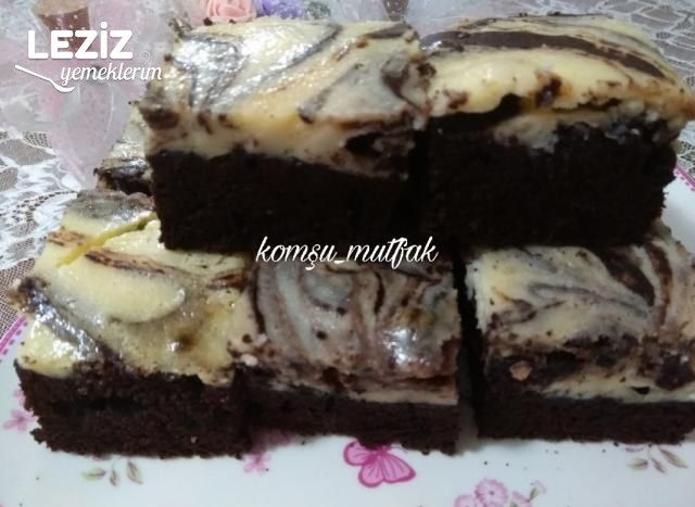 Cheesecake Browni Tarifi