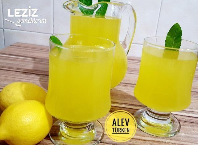 Şahane Doğal  Ev Limonatası 3 Lt (Acılık Yok)