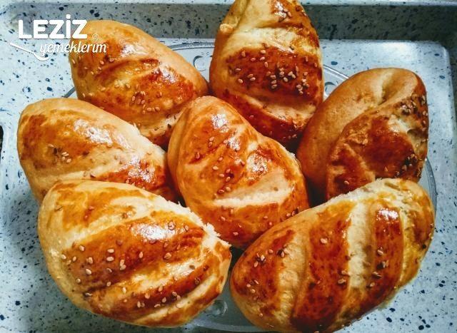Patatesli Peynirli Poğaça Tarifi