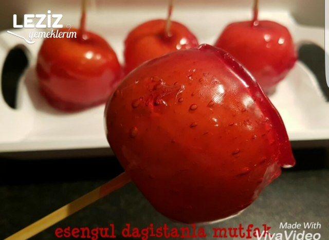 Elma Şekeri Nasıl Yapılır