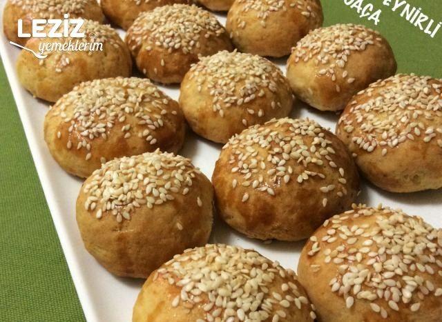 Mahlepli Peynirli Poaça