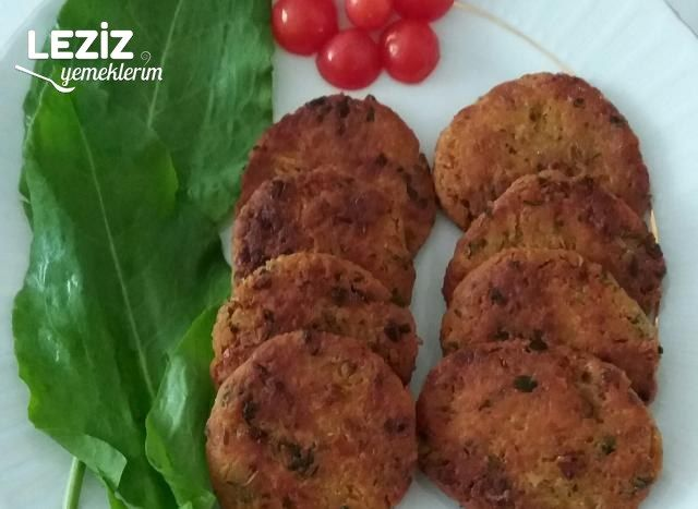 Falafel (Nohut Köftesi)