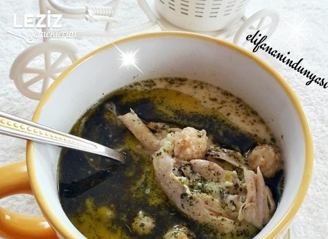 Yoğurtlu Köfte Çorbası (Gaziantep)