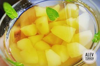 Harika Aromalı Elma Kompostosu (İftar Ve Sahur Önerisi)