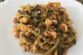 Nohutlu Pirinçli Semizotu