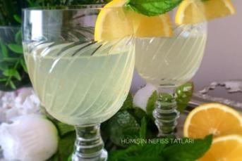 Nane Limon Şerbeti