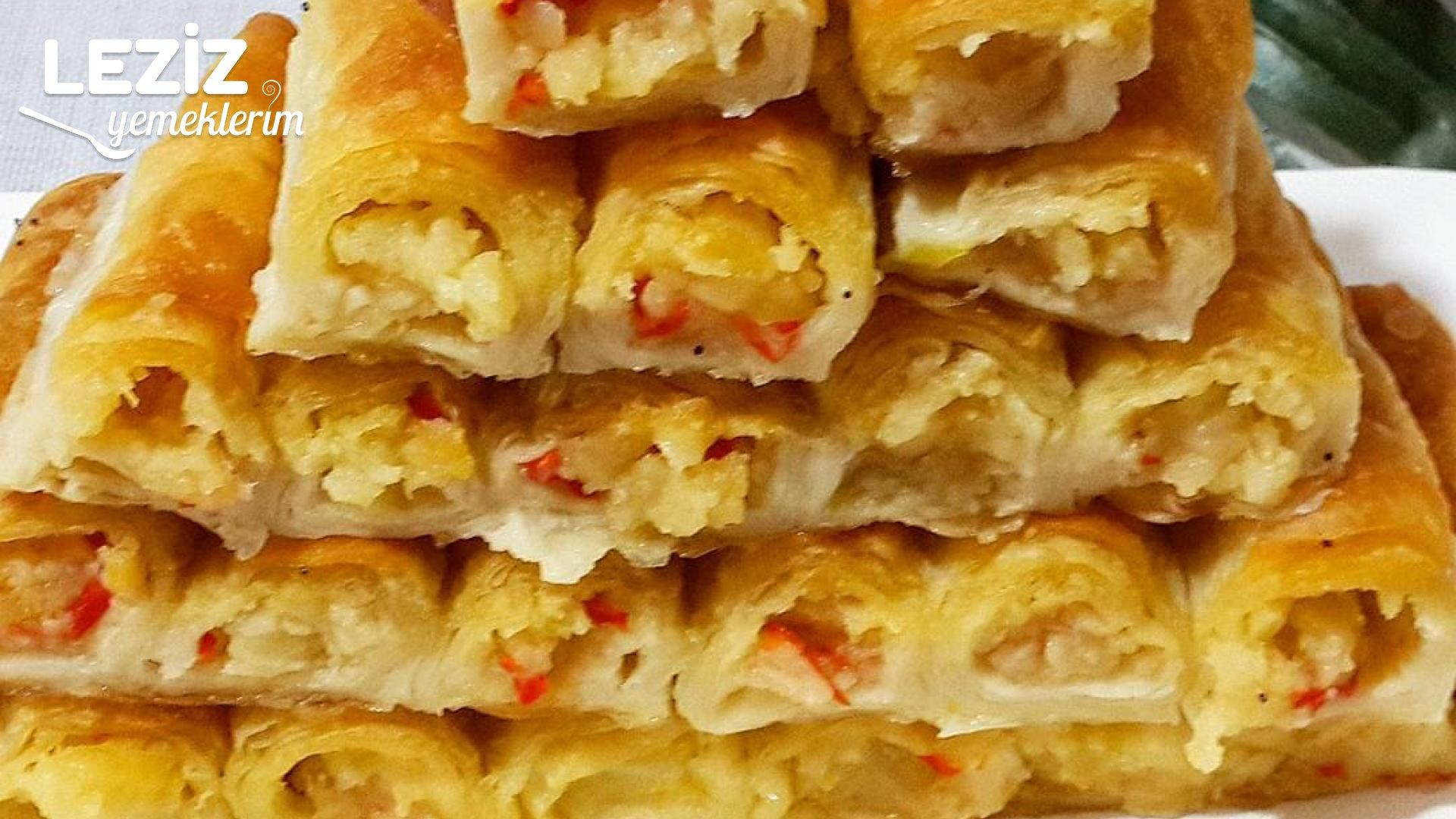 Patatesli rulo börek tarifi resimli ile Etiketlenen Konular