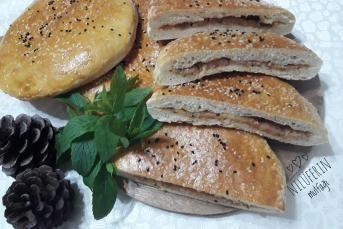 Patatesli Pita Ekmeği