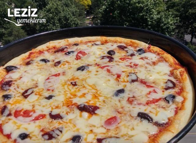 Pizza Tarifi, Pizza Nasıl Yapılır?
