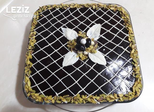 Çikolatalı Kremalı Islak Kek