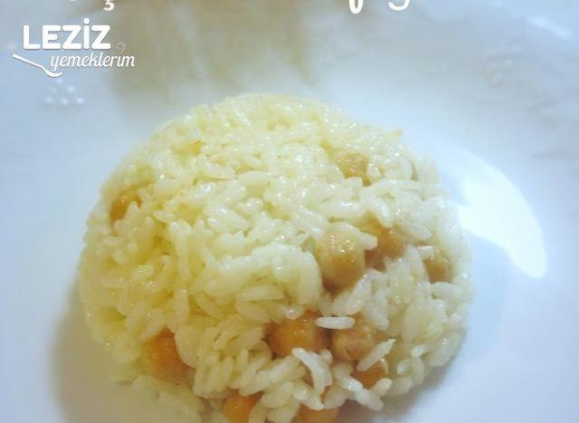 Sütlü Pirinç Pilavı