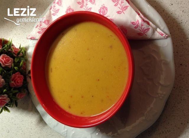 Kremalı Mercimek Çorbası (Çok Pratik)