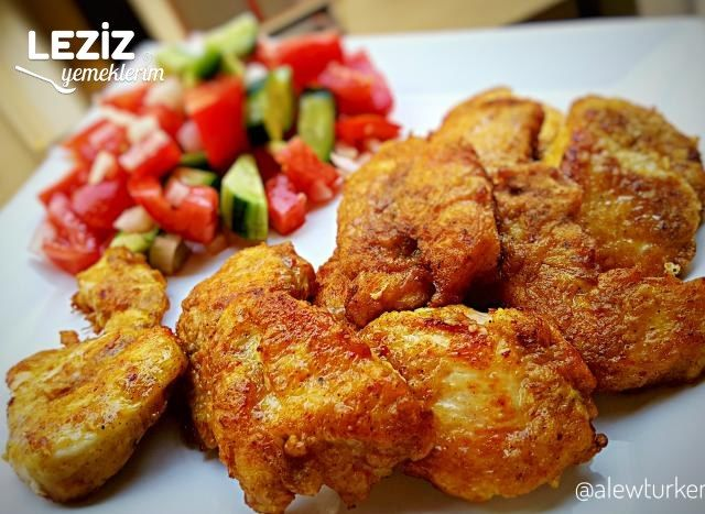 Pratik Muhteşem Soslu Çıtır Tavuk Parçaları