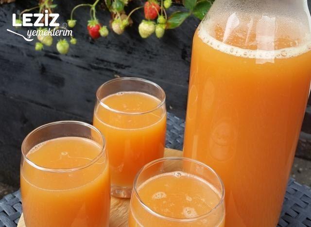 Ev Yapımı Meyve Suyu/nektari